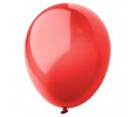 CreaBalloon léggömb, piros