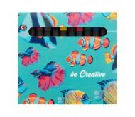 Craxon 12 színes zsírkréták (12 db)