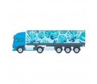 Trucker 15 kamion formájú vonalzú, 15 cm