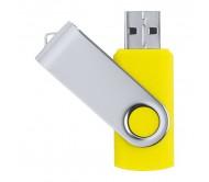 Yemil 32GB USB memória, sárga-32GB
