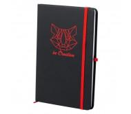 Kefron jegyzetfüzet, piros