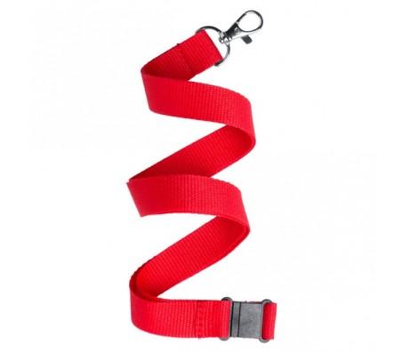 Kappin nyakpánt, piros