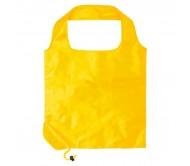 Dayfan összehajtható bevásárlótáska, sárga