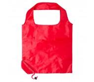 Dayfan összehajtható bevásárlótáska, piros