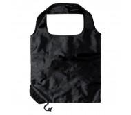 Dayfan összehajtható bevásárlótáska, fekete