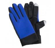 Vanzox érintőképernyős sport kesztyű, kék