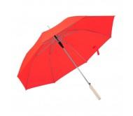 Korlet esernyő, piros
