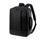 Hurkon aktatáska/hátizsák, fekete