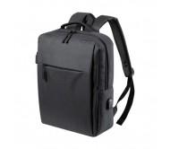 Prikan hátizsák, fekete