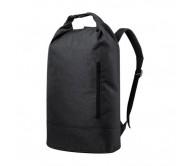 Kropel lopásgátló hátizsák, fekete
