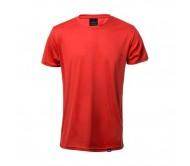Tecnic Markus felnőtt póló, piros