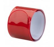 Reflective jólláthatósági pánt, piros