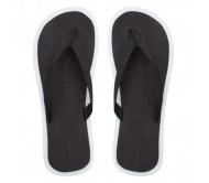 Cayman strandpapucs, fekete