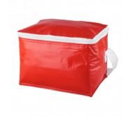 Coolcan hűtőtáska, piros
