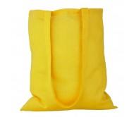 Geiser pamut bevásárlótáska, sárga