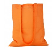 Geiser pamut bevásárlótáska, narancssárga