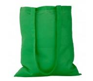 Geiser pamut bevásárlótáska, zöld