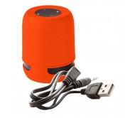 Braiss bluetooth hangszóró, narancssárga