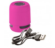 Braiss bluetooth hangszóró, pink