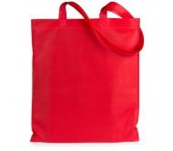 Jazzin bevásárlótáska, piros