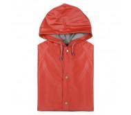 Hinbow esőkabát, piros-XL