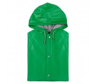 Hinbow esőkabát, zöld-XL