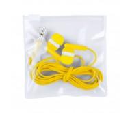 Celter fülhallgatók, sárga