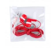 Celter fülhallgatók, piros