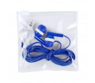 Celter fülhallgatók, kék