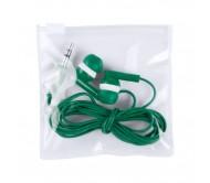 Celter fülhallgatók, zöld