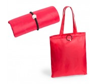 Conel bevásárlótáska, piros