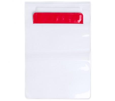 Kirot tablet tartó, piros