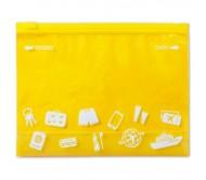 Dusky tároló zacskó, sárga