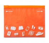 Dusky tároló zacskó, narancssárga