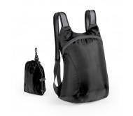 Ledor hátizsák, fekete