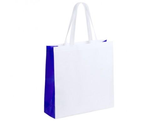 Decal bevásárlótáska, kék