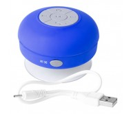 Rariax cseppálló bluetooth hangszóró, kék