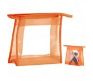 Aquarium kozmetikai táska, narancssárga