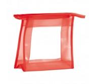 Aquarium kozmetikai táska, piros