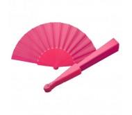 Tela legyező, pink