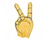 Hogan felfújható kéz, sárga