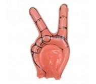 Hogan felfújható kéz, piros