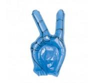 Hogan felfújható kéz, kék