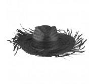 Filagarchado kalap, fekete
