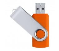 Rebik 16Gb USB memória, narancssárga-16GB