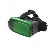 Bercley virtual reality headset, zöld