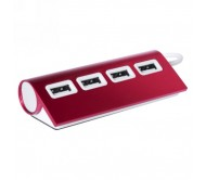 Weeper USB hub, piros