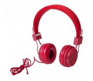 Neymen fülhallgató, piros