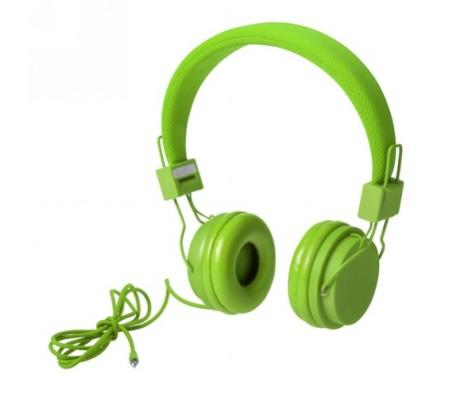 Neymen fülhallgató, zöld