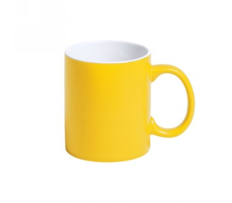 Lousa bögre, sárga